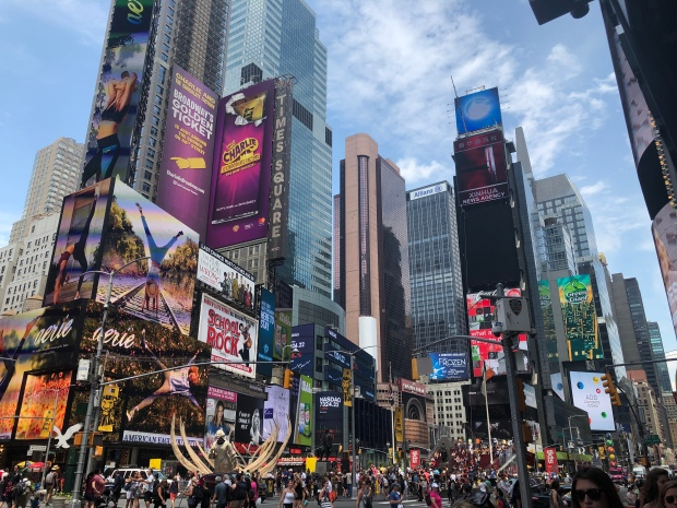 Times sqare New York