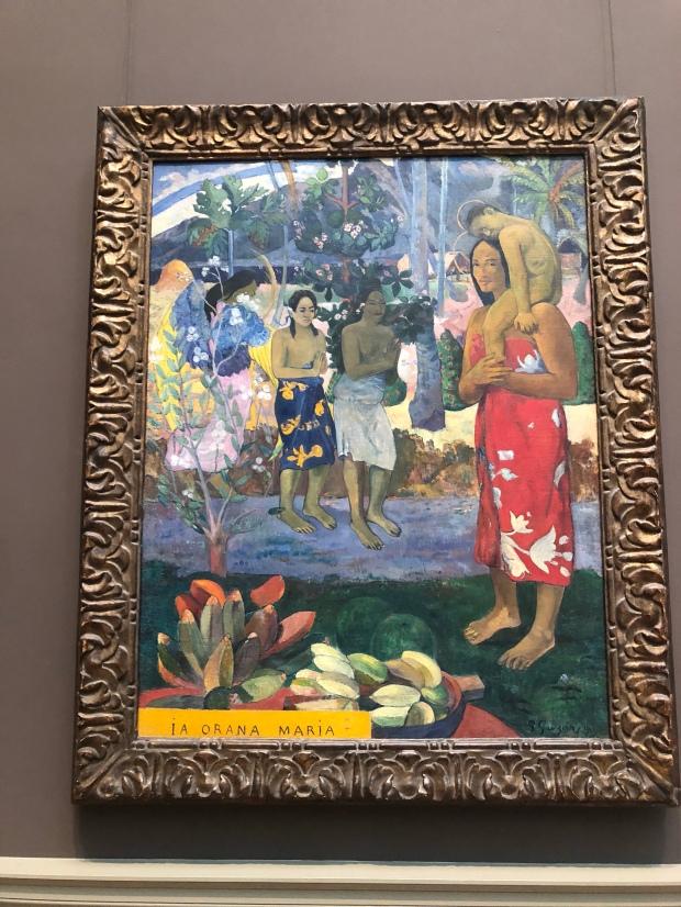 Gauguin metropolitan New York