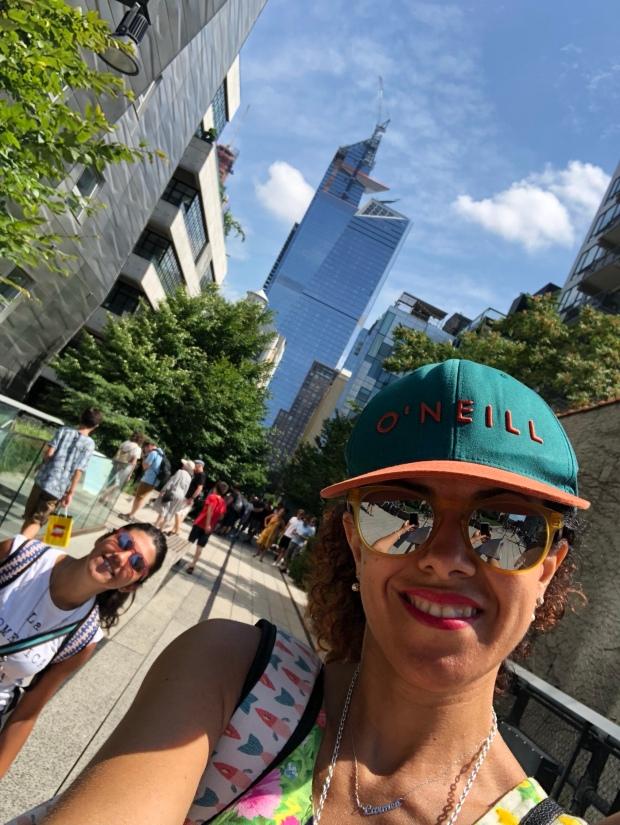 higl line New york