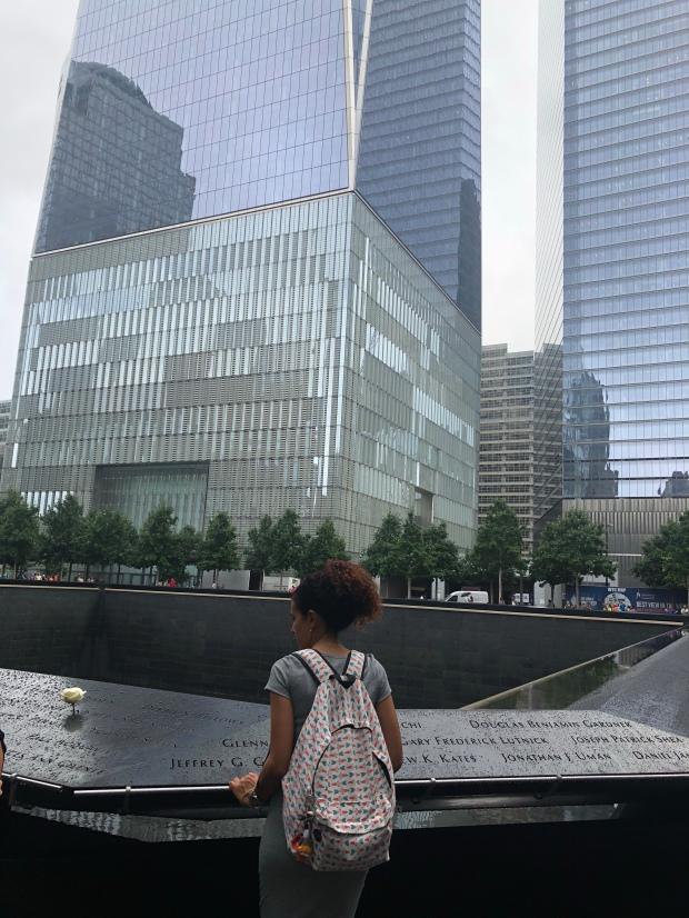 memoriale torri gemelle New York