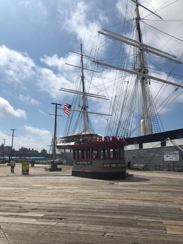Pier New York