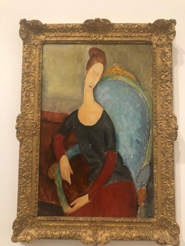 Modigliani Londra tAte modern