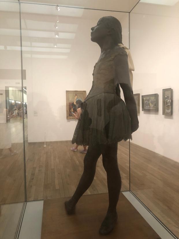 Degas Londra tate modern