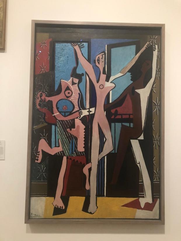 Picasso Londra tate modern