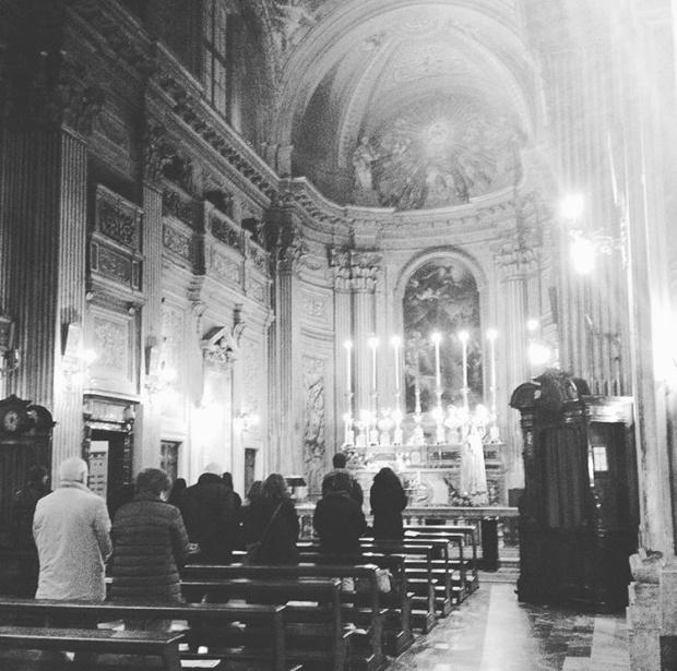 Chiesa Santi Vincenzo e Anastasio (Roma)
