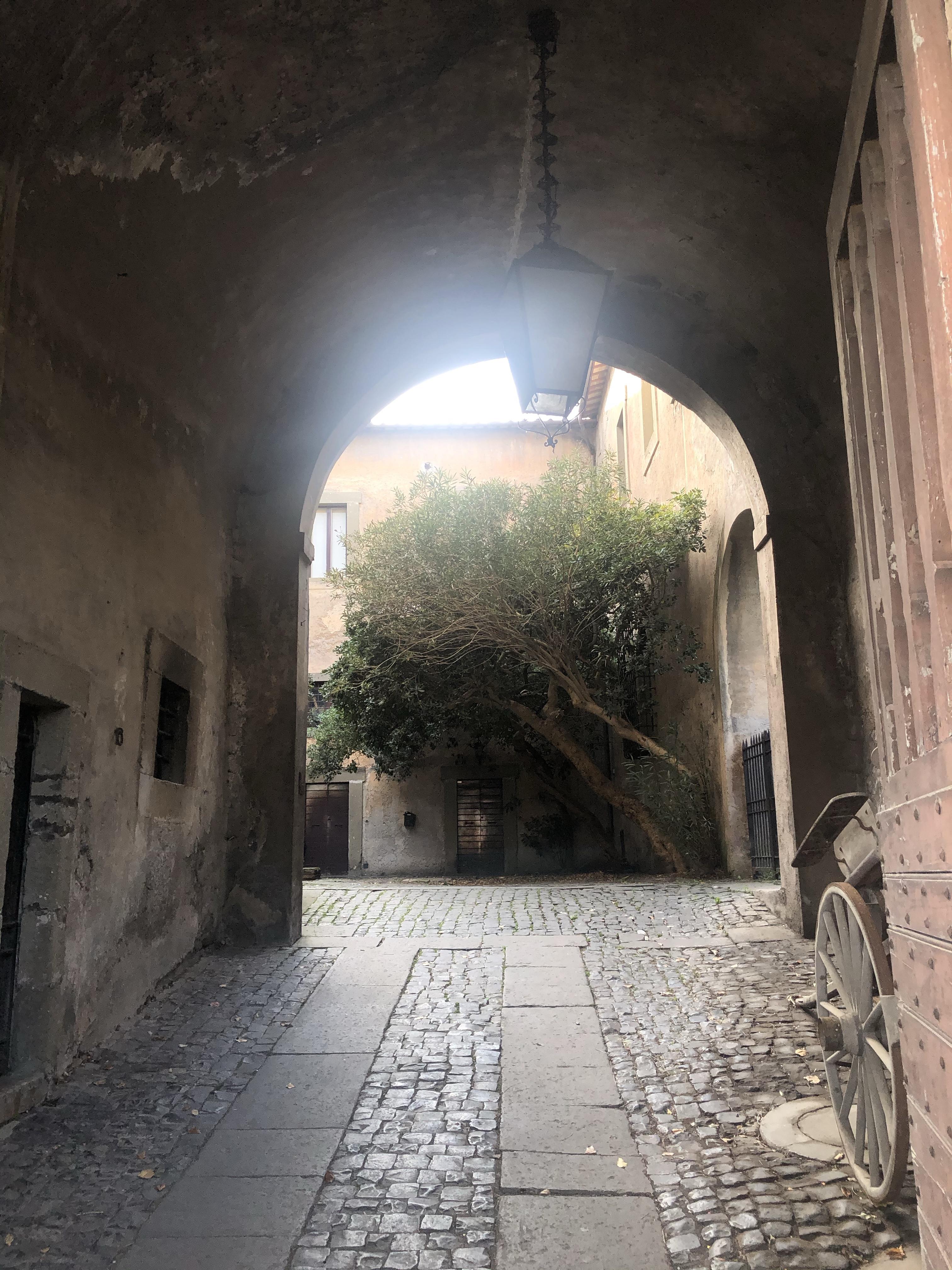 Castello di Isola Farnese