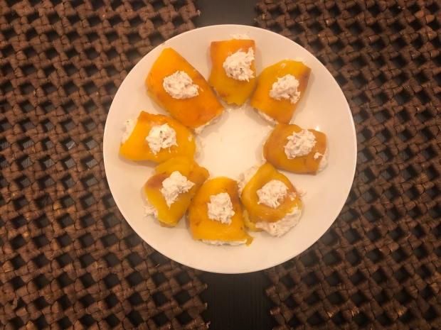 Peperoni ripieni greci