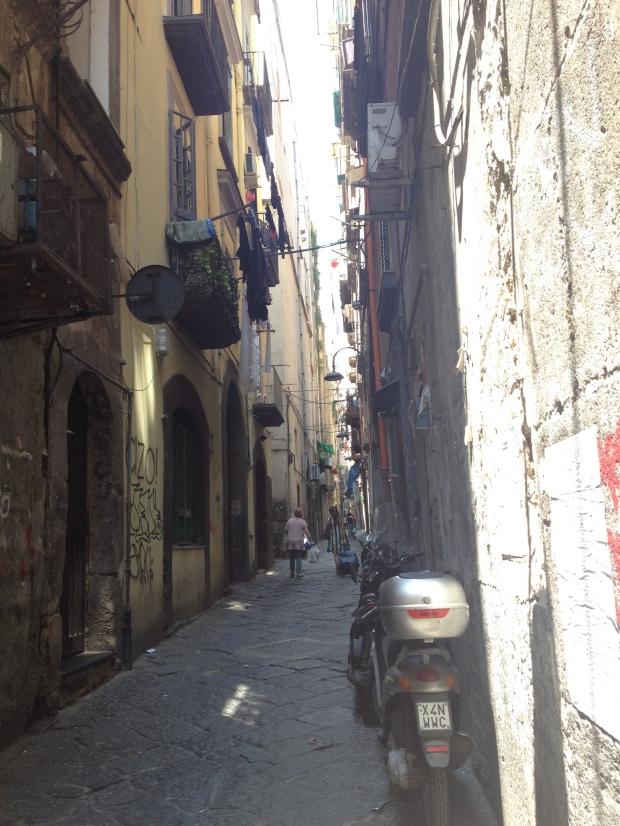 Napoli vicoli