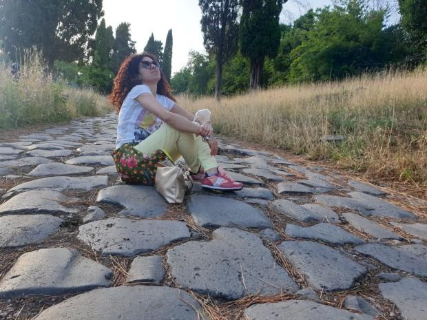Tramonto Appia antica