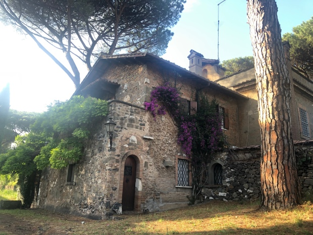 Paesaggio Appia antica