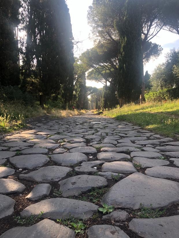 Scorcio Appia Antica